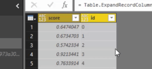 Sentiment Analysis with Power BI and Microsoft Cognitive