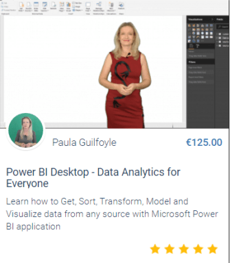 Power Bi Desktop training