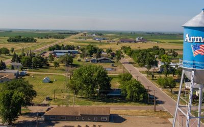 Rural Douglas County Healthcare System Confronts COVIDHead-On