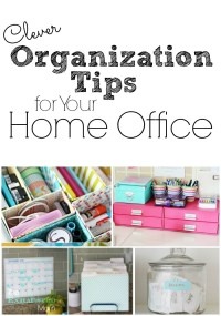 Organization Ideas For Office Type
