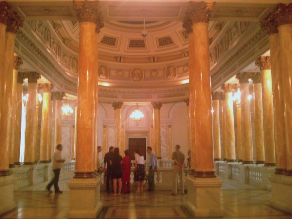 National Art Museum Bucharest Romania