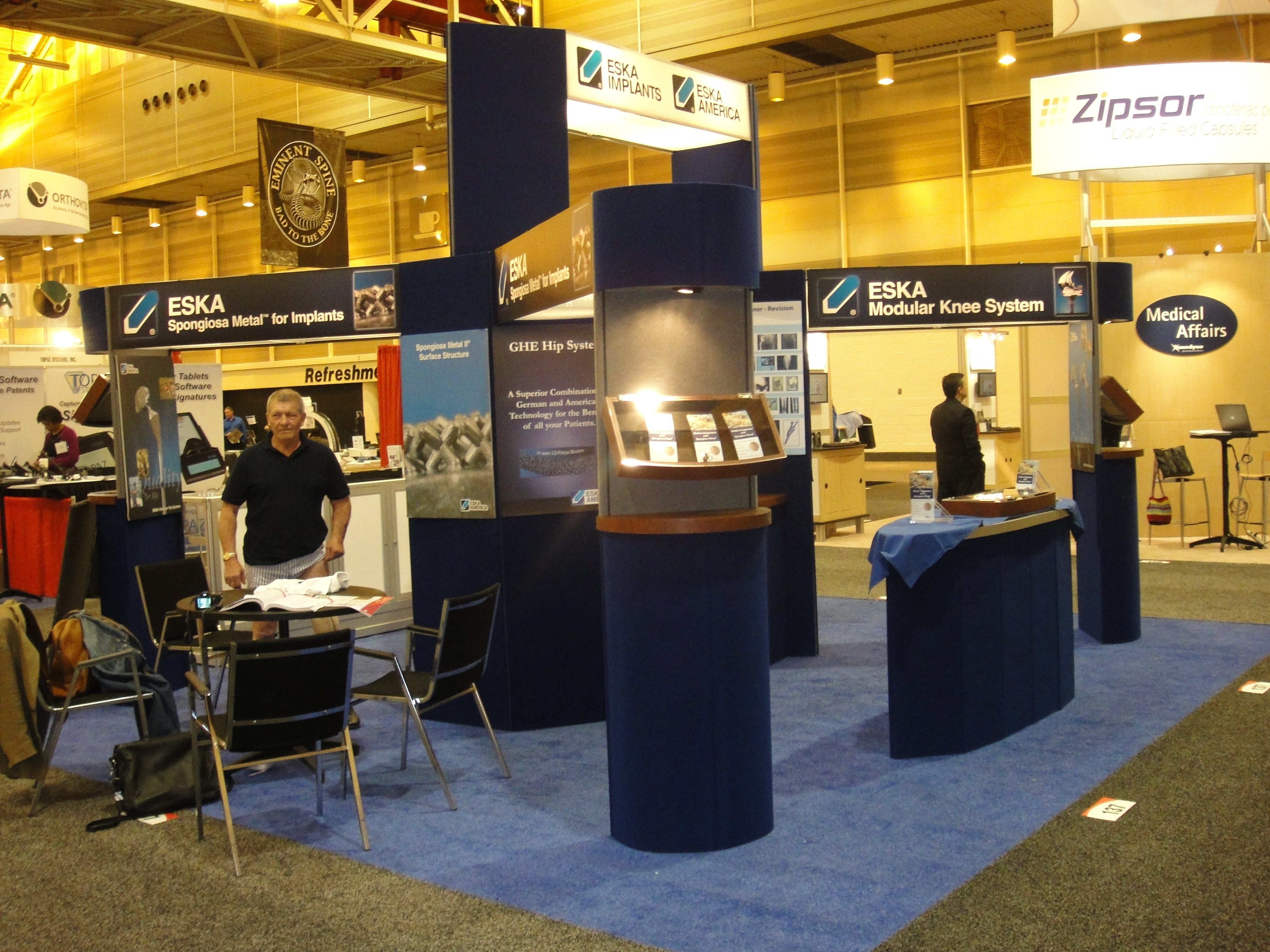 Used Trade Show Booth : Pre owned exhibits used booths trade show displays year of clean