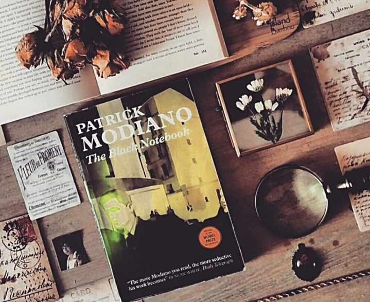 The Black Notebook by Patrick Modiano | Book Review