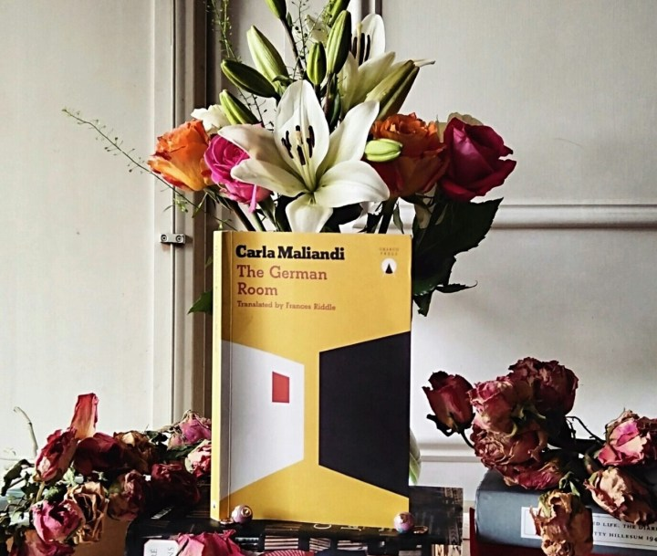 The German Room by Carla Maliandi