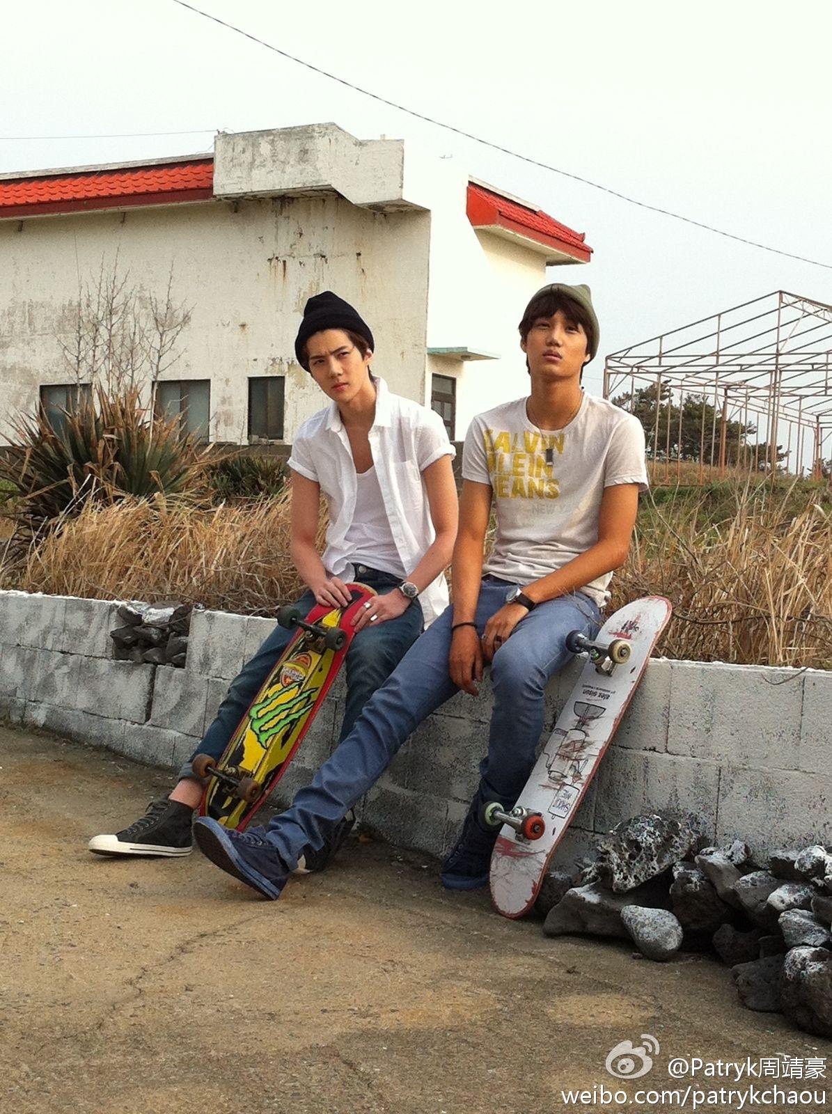 Photoshoot Calvin Klein Jeans