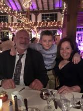 Papa, Aidan and Nana