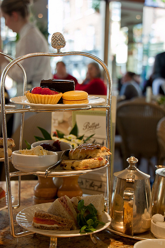 bettys tea photo