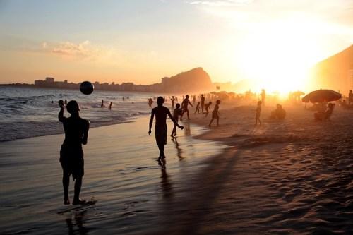 brazil beach photo