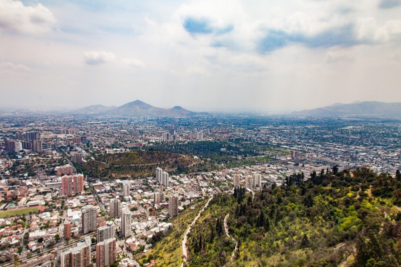 santiago chile expat photo