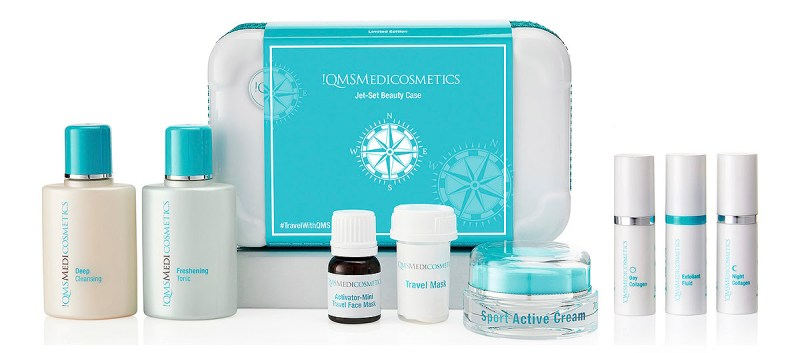QMS Medicosmetics - Best travel beauty kit with collagen