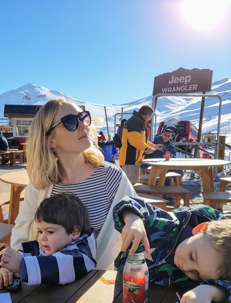 Expat mother