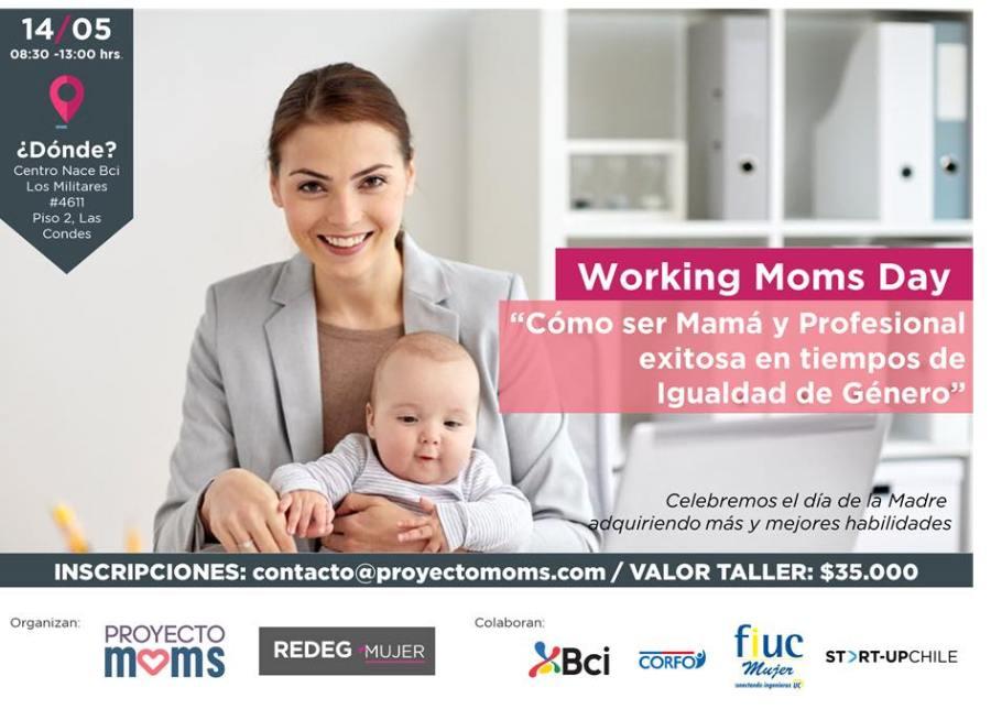 Working Moms Day Santiago
