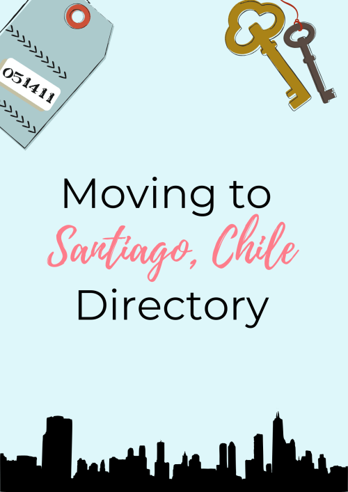 Moving to Santiago, Chile directory