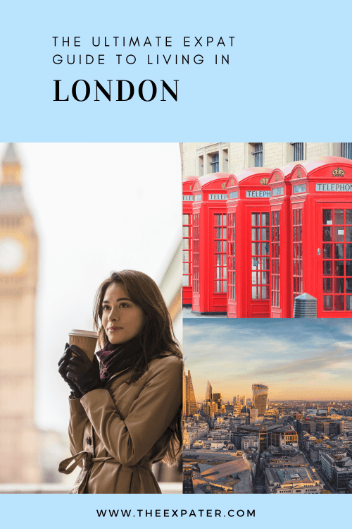 Guide to living in London