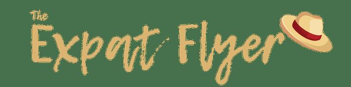The Expat Flyer logo