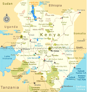 Why is kenya famous the expat mummy the usa map kenya africa gumiabroncs Image collections