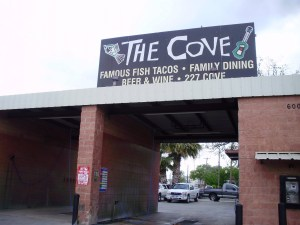 The Cove: Don't let the quirky look fool you. It's damn good.
