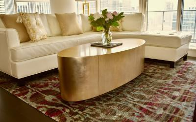 FROM SILK SARIS TO AMAZING AREA RUGS – WHAT A TRANSFORMATION