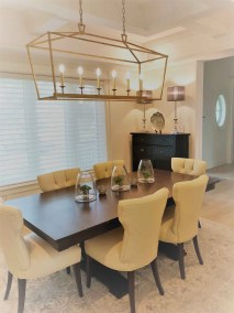 Belvenia Dining Room by The Expert Touch Interior Design