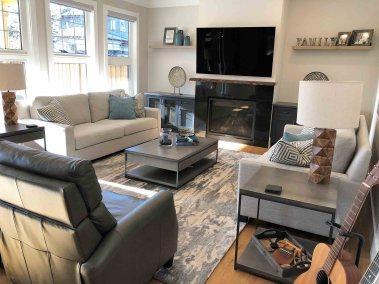 Ingledene Living Room by The Expert Touch Interior Design