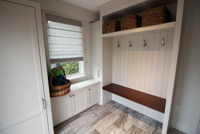 Clarkson Laundry/Mudroom by The Expert Touch Interior Design