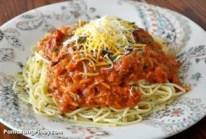Chicken-Spaghetti