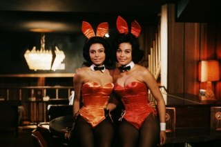 twin playboy bunnies