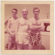 Three Rad Shorts- Circa 1960s