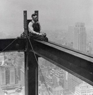 workmen on gurder