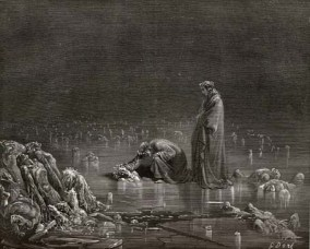 dantes inferno- gustav dore- illustration