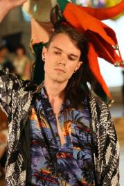 Jonathan Horvath is Hot- Jester Jam Sessions- Smells Like Teen Spirit- The Eye of Faith Vintage- Hamilton Fashion Week 2014