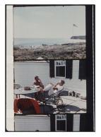 PETER BEARD AND ELIA KAZAN- MONTAUK -- 1972 - EOF STYLE IDOL