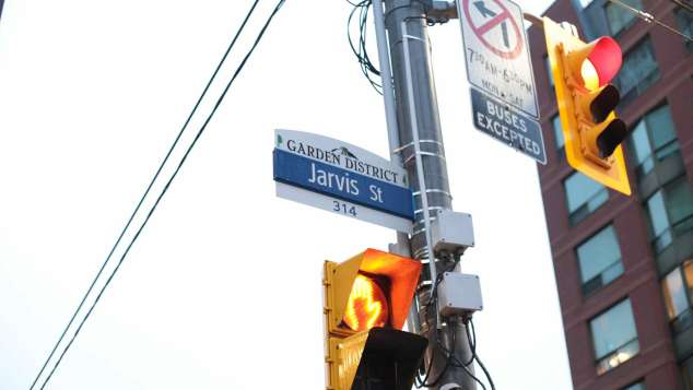 The new district will be near Jarvis and Dundas streets. PHOTO: DEVIN JONES