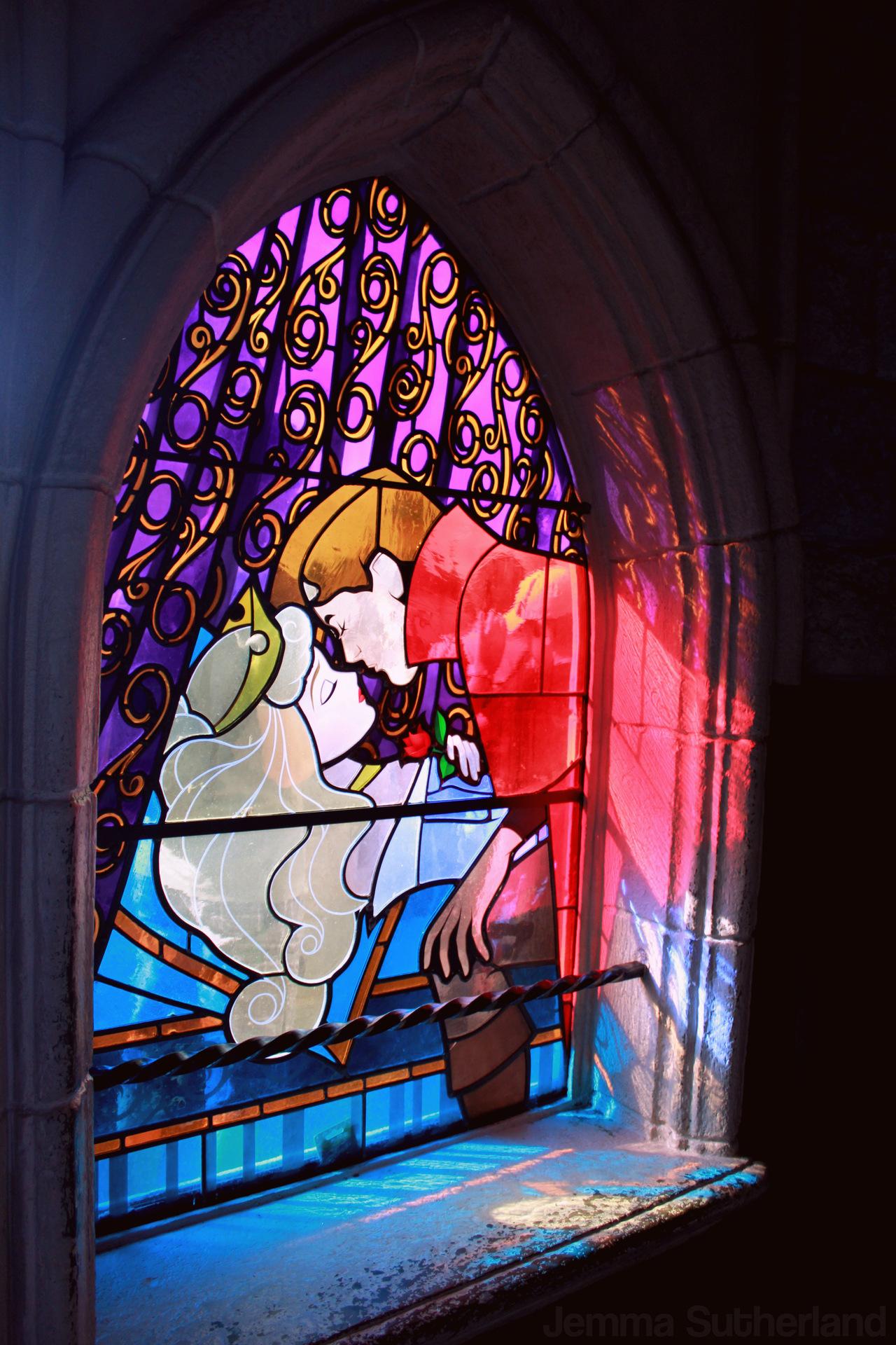 Disney Stained Glass Theeyesoflight