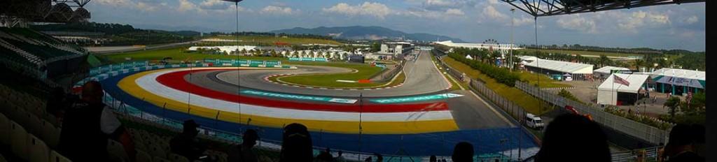 k1 turn 1 view sepang grand prix