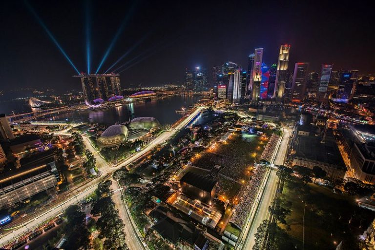 singapore grand prix f1 ticket and travel guide