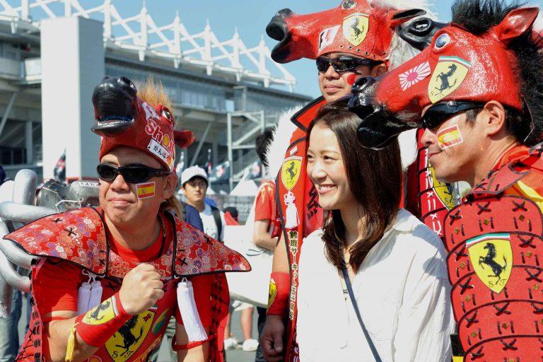 japanese grand prix spectator guide