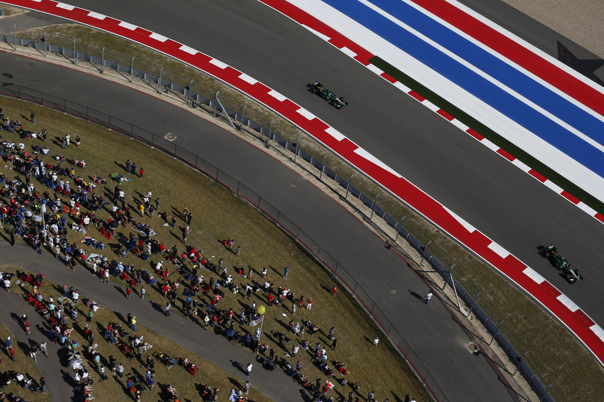 american f1 spectator travel guide