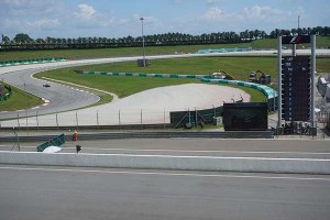 view from saphire sepang f1