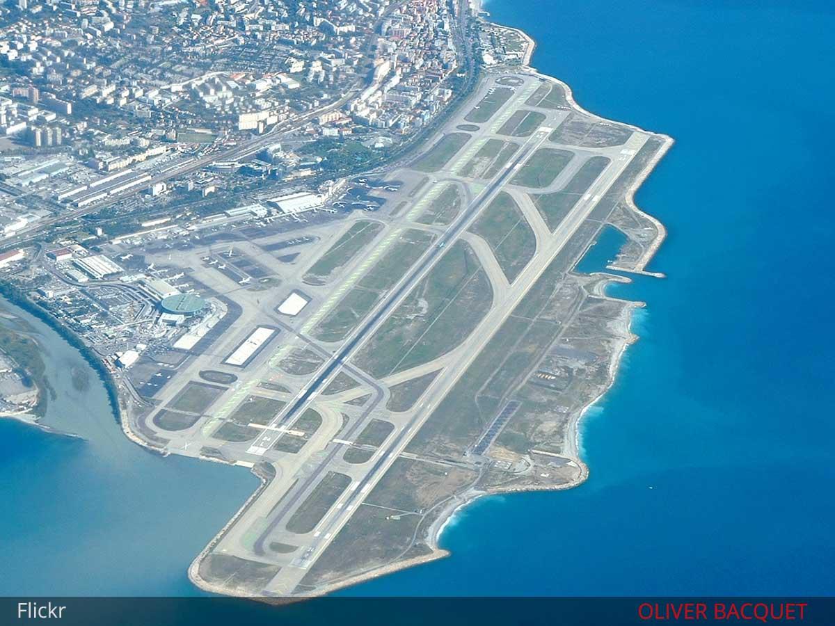 flights monaco f1