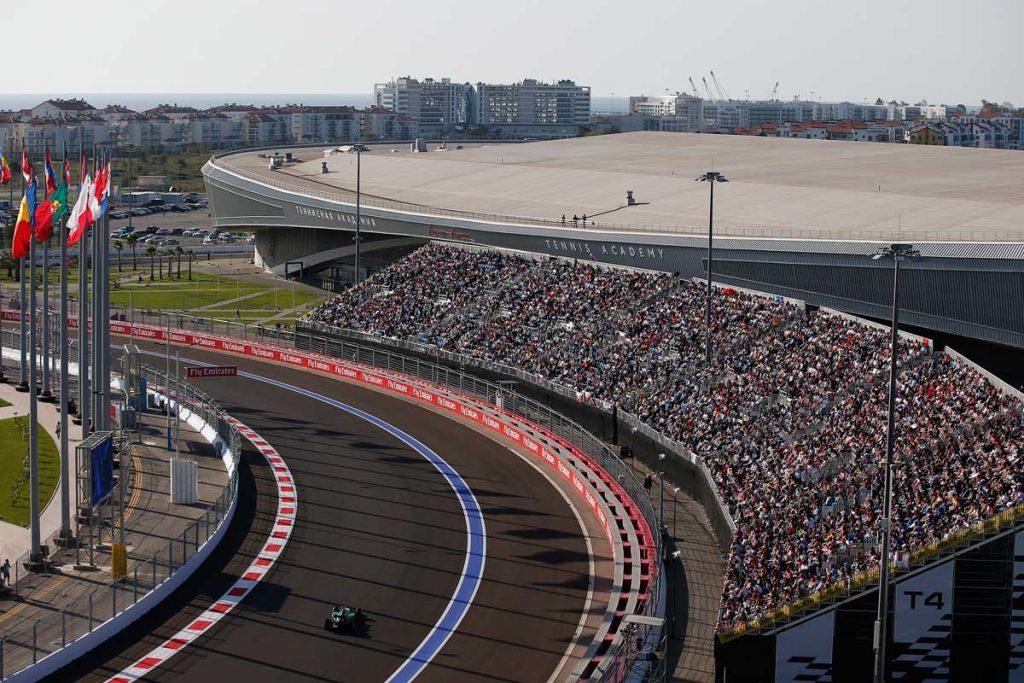 sochi f1 grandstand