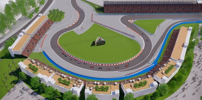 turn 2-3-4 grandstand hanoi