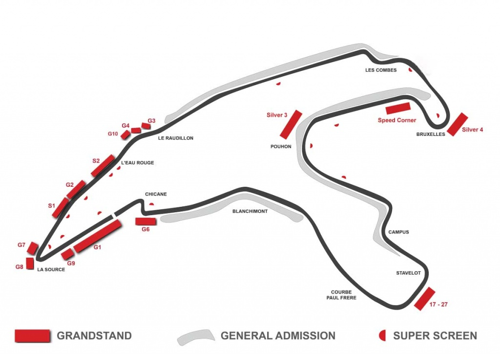 belgian gp circuit map