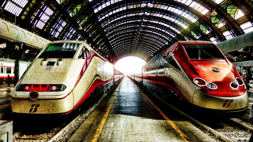 train to monza