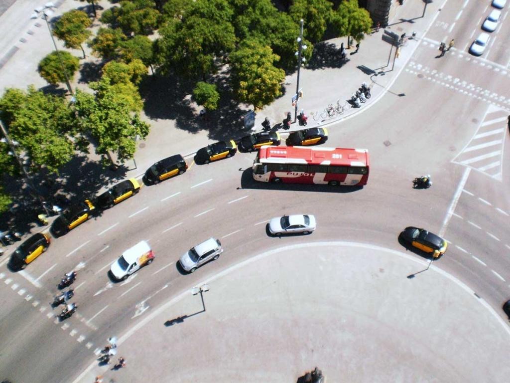 barcelona transport