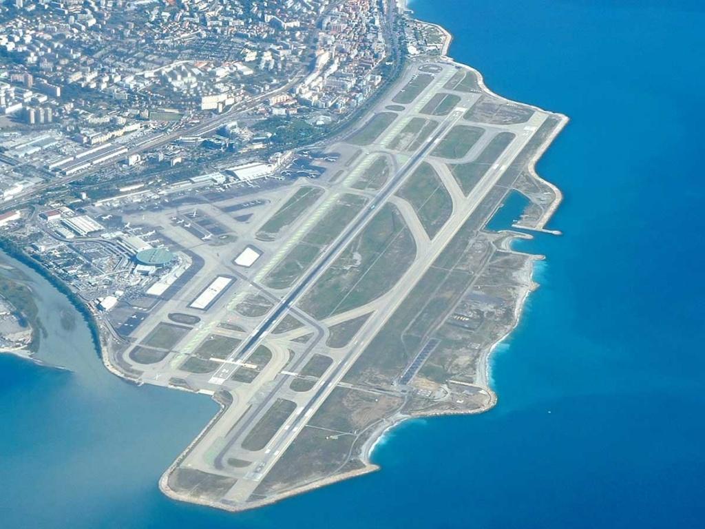 airport cote d'azur