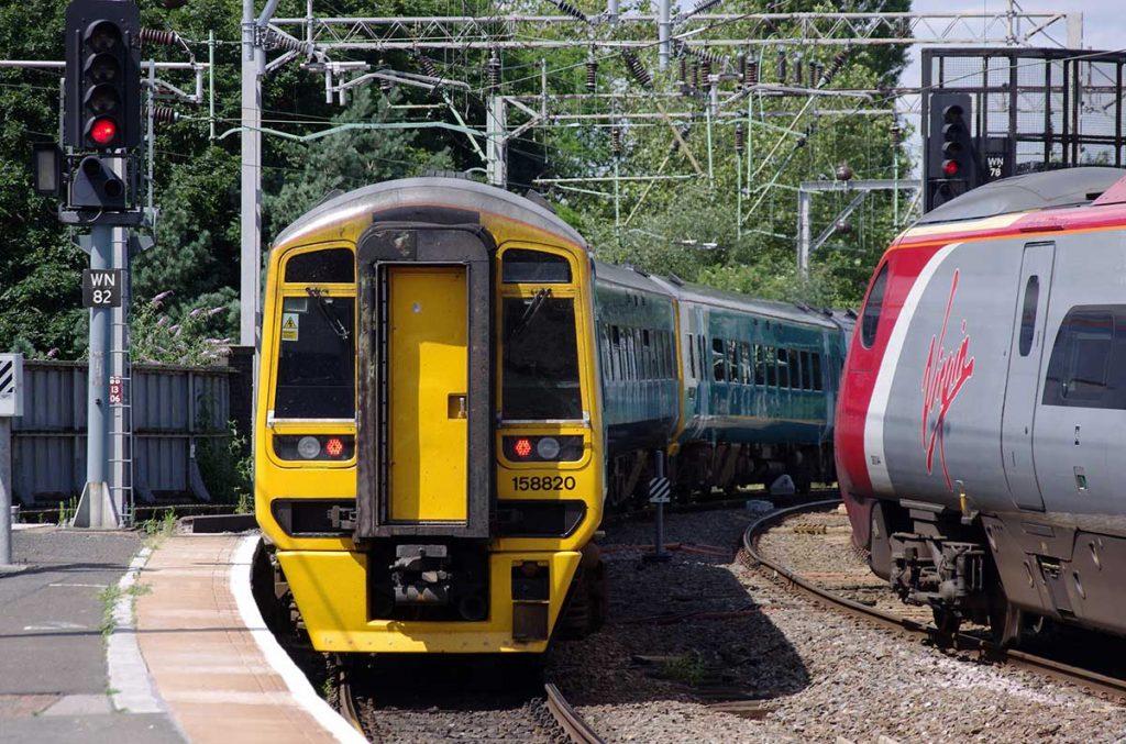 silverstone by rail