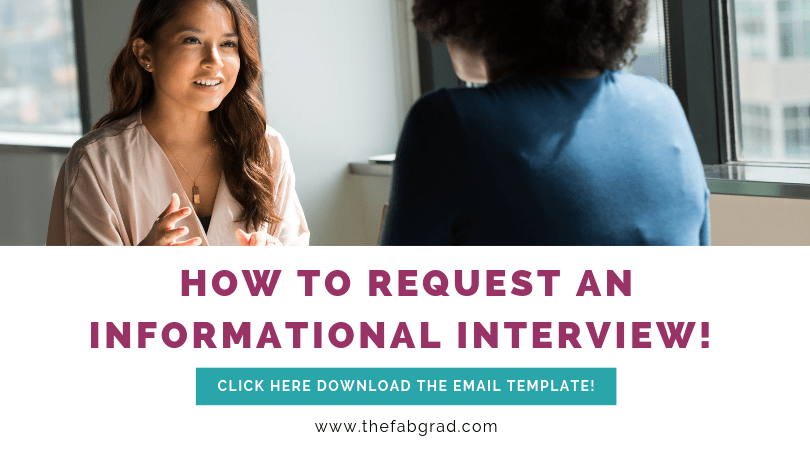How to Request an Informational Interview