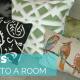 Pillows Add Pop To Neutral Decor