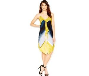 Rachel Roy Asymmetrical Dress